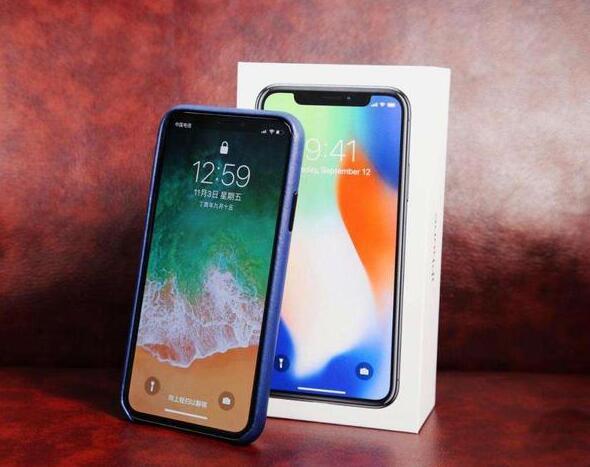 iPhone X产量大幅提升,送达日期缩短到